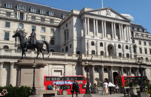 Bank of England Chooses Accenture To Rebuild UK Payment System