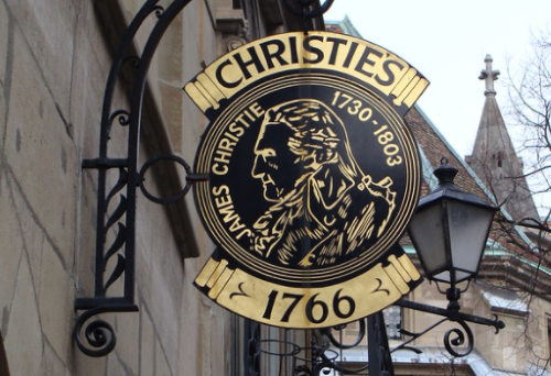 Christie's to sell its first non-fungible-token as part of epic Bitcoin artwork