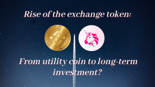 Rise of the exchange token: From utility coin to long-term investment?