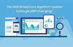 , Search Engine Algorithm Updates 2020, New World SEO
