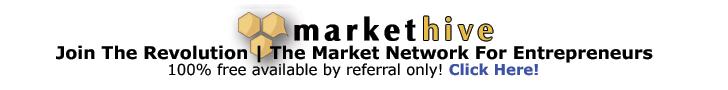 Markethive marketing platform for the Entrepreneurs. Free massive advertising worldwide.